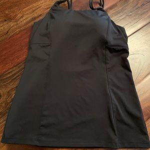 Athleta Top with built in Bra Size 34B